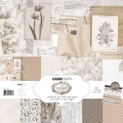 Kaisercraft Paper Pack - Whisper