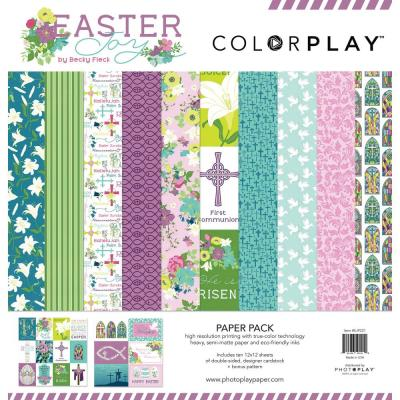 PhotoPlay Paper Pack - Easter Joy