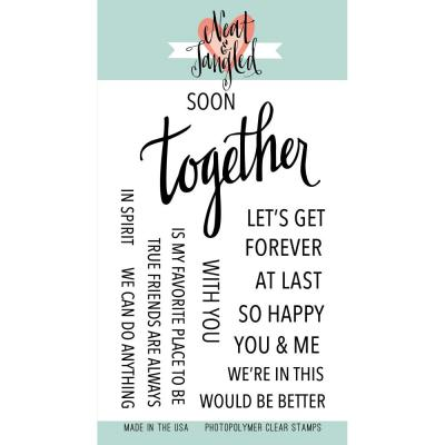 Neat & Tangled Stempel - Together