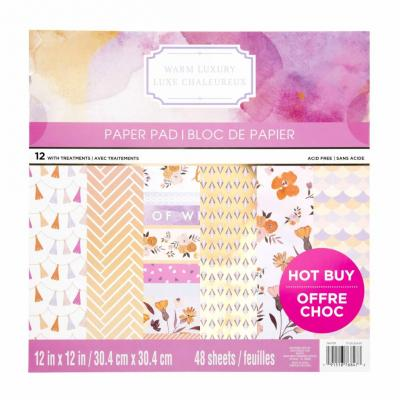 Craft Smith Paper Pad - Warm Luxury