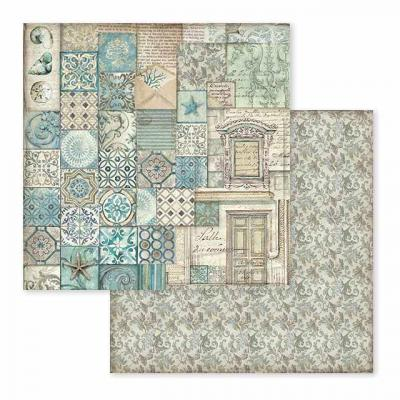 Stamperia Patchwork -Tile