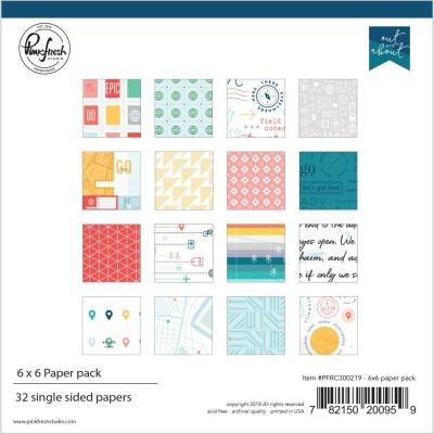 Pinkfresh Studio Paper Pack - Out & About