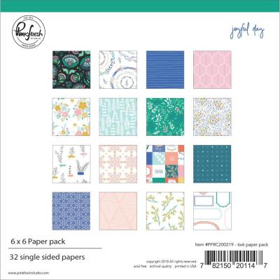 Pinkfresh Studio Paper Pack - Joyful Day
