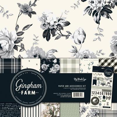 My Mind's Eye - Gingham Farm