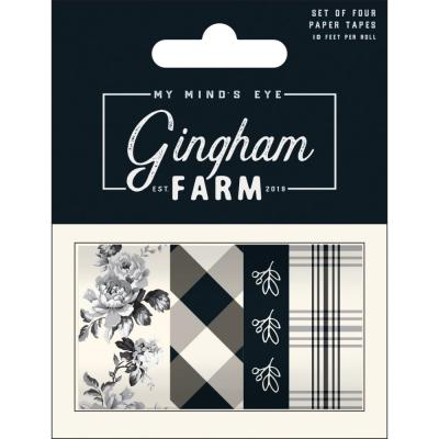 My Mind's Eye Washi -  Gingham Farm
