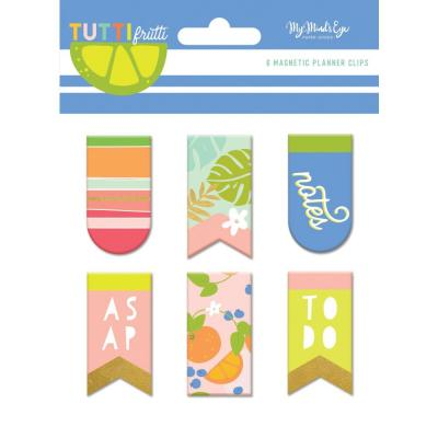 My Minds Eye - Tutti Frutti Magnetic Clips