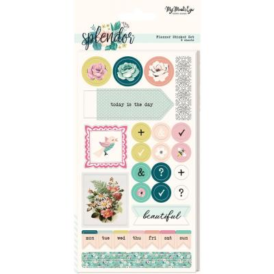 My Mind's Eye - Splendor Planner Sticker