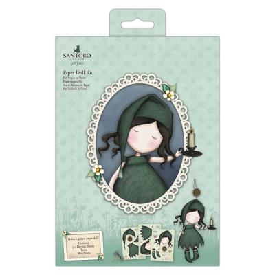 Santoro Paper Doll Kit - Nightlight