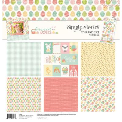 Simple Stories Bunnies & Baskets - Collection Kit
