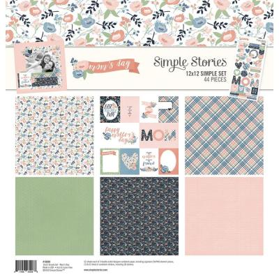 Simple Stories Mom's Day - Collection Kit