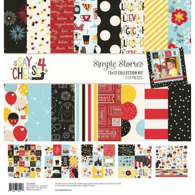 Simple Stories Say Cheese 4 - Collection Kit