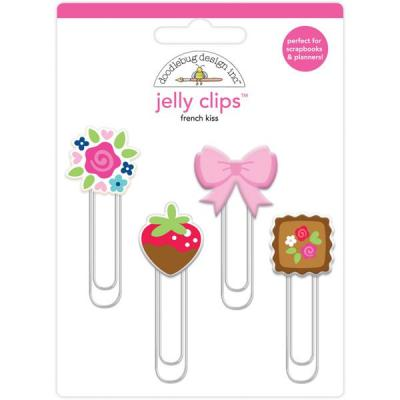 Doodlebug French Kiss - Jelly Clips