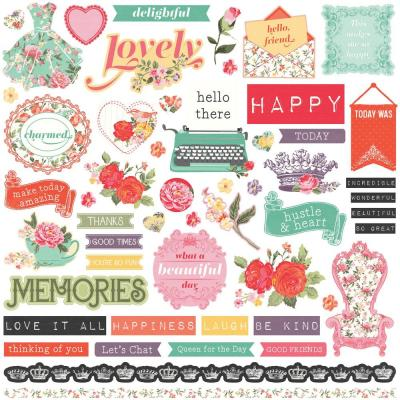 PhotoPlay Belle Fleur - Elements Sticker