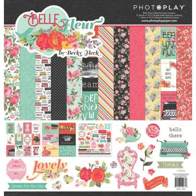PhotoPlay Belle Fleur - Collection Pack