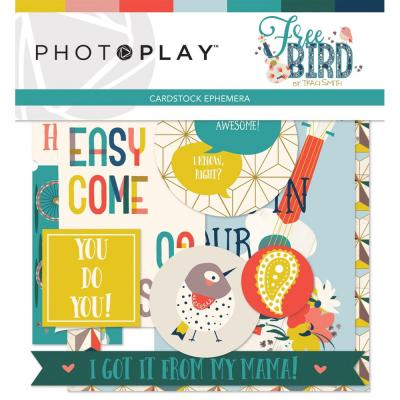 PhotoPlay Free BIrd - Ephemera