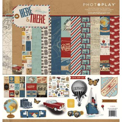 PhotoPlay Here & There - Collection Pack