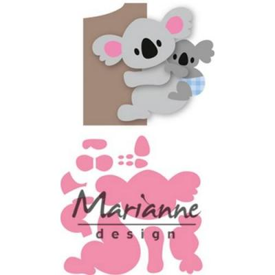 Marianne Design Collectable - Koala mit Baby