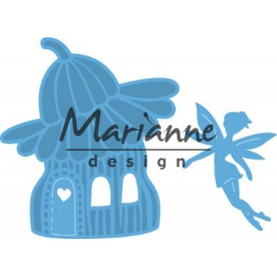 Marianne Design Collectable - Feenblumenhaus