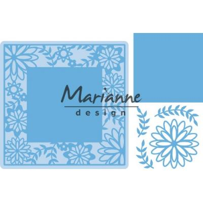 Marianne Design Collectable - Blumen Rahmen