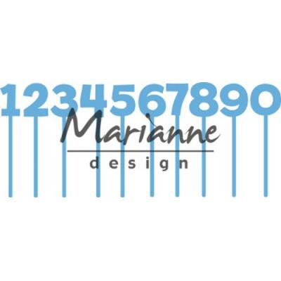 Marianne Design Collectable - Zahlen