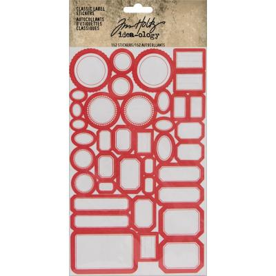 Idea-Ology Tim Holtz - Lablesticker