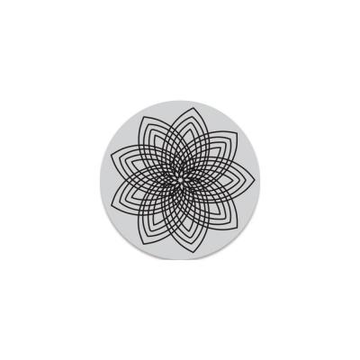 Hero Arts Cling Stamps - Star Flower