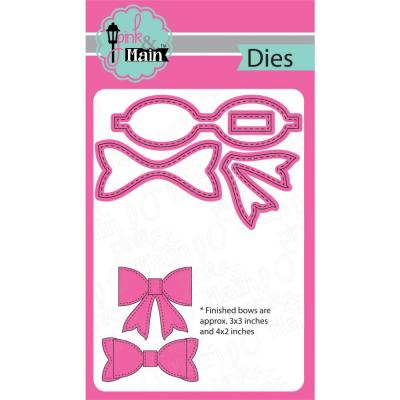 Pink & Main Stanzschablone - Extra Large Bow