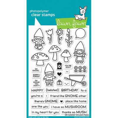 Lawn Fawn Clear Stamps -