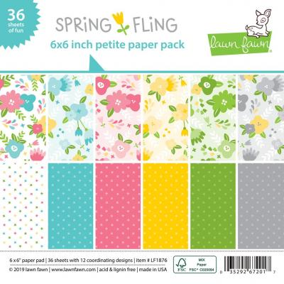 Lawn Fawn Paper Pack - Spring Fling