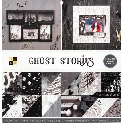 DCWV Ghost Stories - Paper Pad