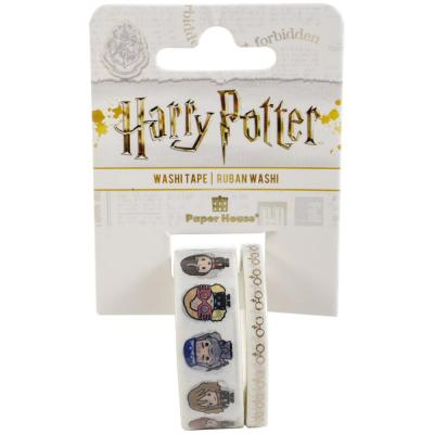 Paper House Washi Tape - Harry Potter - Chibi
