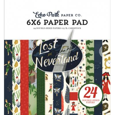 Echo Park Lost in Neverland - Paper Pad