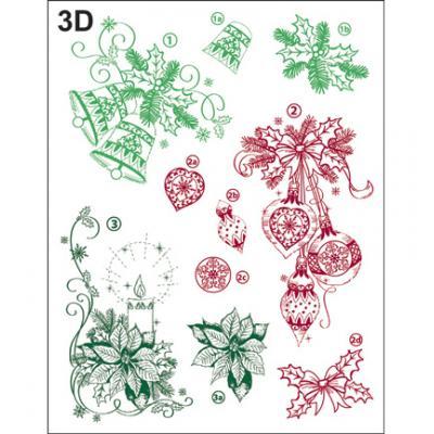 klassisch Art Nouveau Deco Bloom Flora Flower Wandschablonen Gr/ö/ße S Schablone mit Blumengirlande