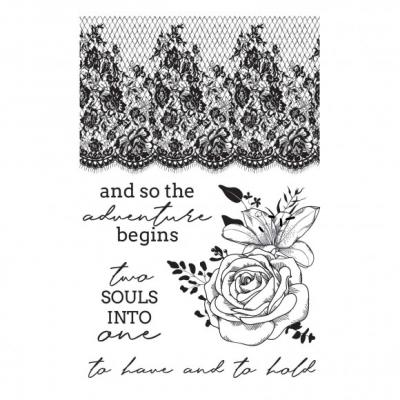 Kaisercraft Clear Stamps - Two Souls