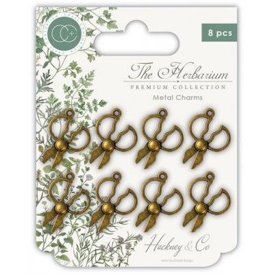 Craft Consortium -Scissors Metal Charms
