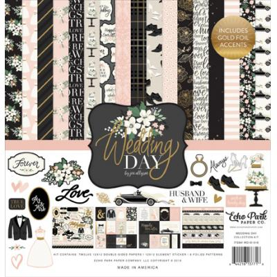 Echo Park Wedding Day - Collection Kit