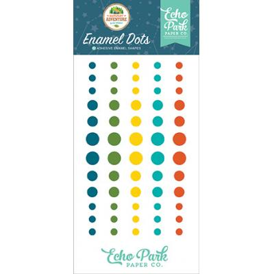 Echo Park Summer Adventure - Enamel Dots