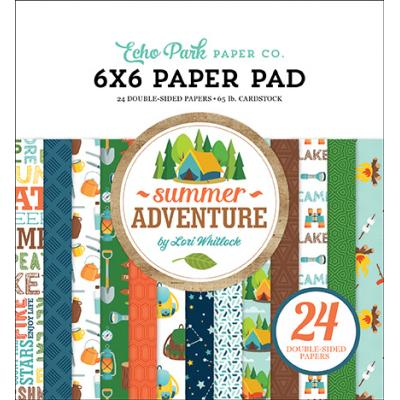 Echo Park Summer Adventure - Paper Pad