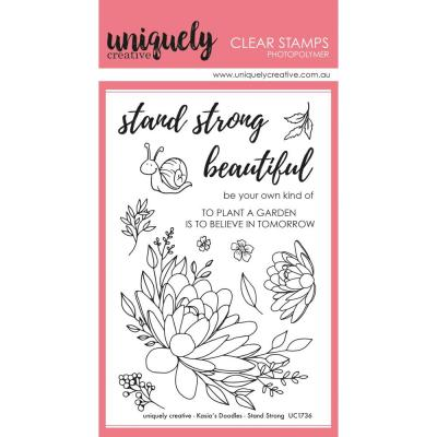 Uniquely Creative Clear Samps - Stand Strong