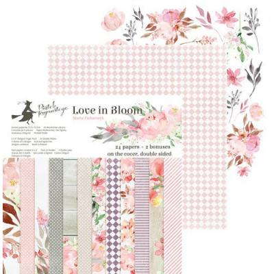 Piatek13 Paper Pad - Love in Bloom