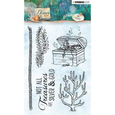 StudioLight Clear Stamps - Schatz