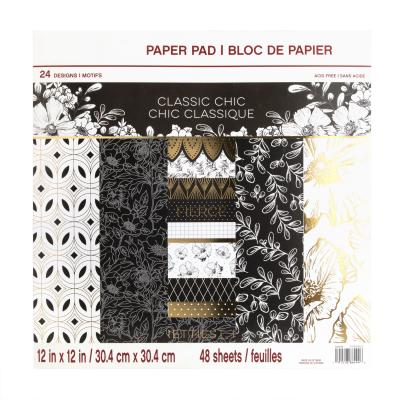 Craft Smith Paper Pad - Classic Chic