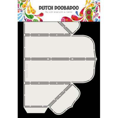 Dutch Doobadoo Schablone - Box Art Pop out