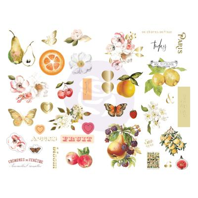 Prima Marketing Fruit Paradise - Chipboard