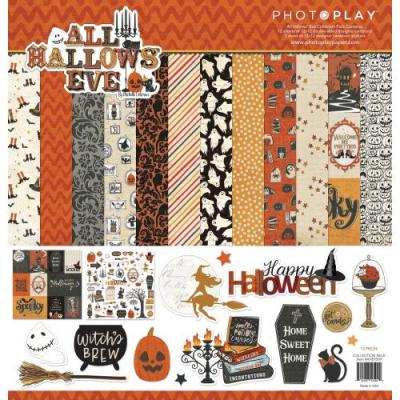 PhotoPlay All Hallows' Eve - Collection Pack