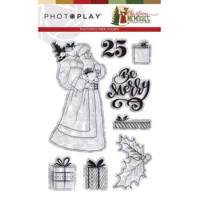 PhotoPlay Christmas Memories - Clear Stamps