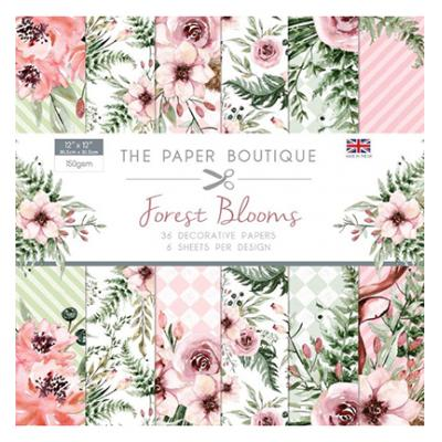 The Paper Boutique Forest Blooms - Paper Pad