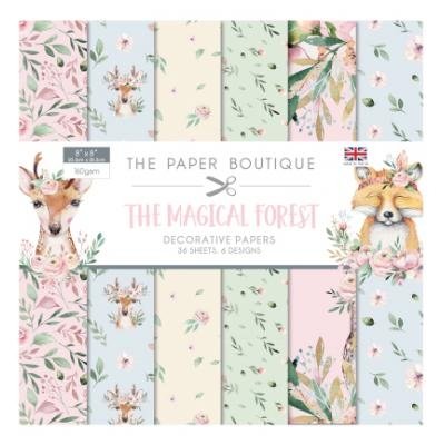 The Paper Boutique Magical Forest - Paper Pad
