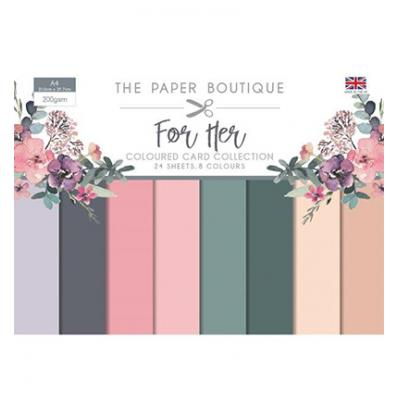 The Paper Boutique For Her - Cardstock