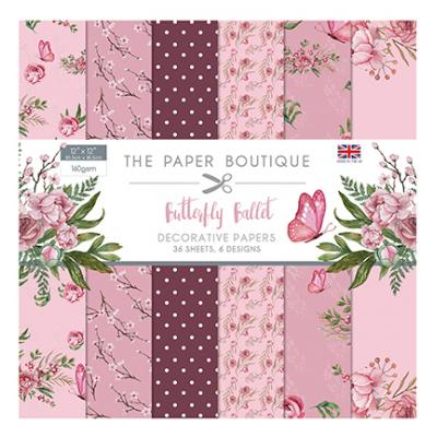The Paper Boutique Butterfly Ballet  - Paper Kit